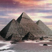 Энергетика Великих пирамид