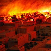 Пожар Чикаго 1871 года