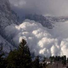 Белая смерть в Альпах