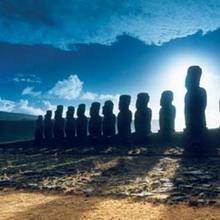 Остров Пасхи и пришельцы