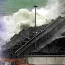 Предвестник цунами