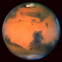 Путеводитель по Марсу