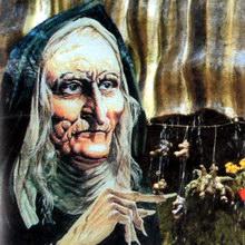 Матушка Шиптон