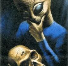 Как инопланетяне делали человека