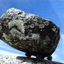 Магия Карельских камней-следовиков