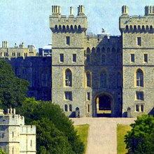 Замок - приют менестреля