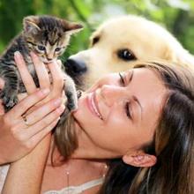 Животные защищают людей