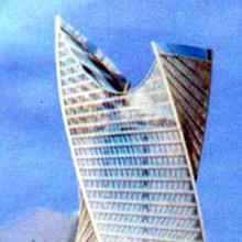 Спиральные небоскребы