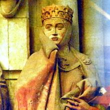 Ута - «прекрасная дама средневековья»