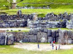 Крепость Саксауаман