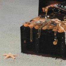 Сокровища затонувших галеонов