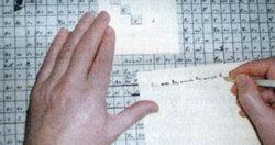 Шифровальная решетка Кардано