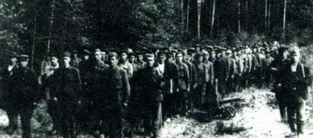 Партизанский отряд имени А.Н.Щорса