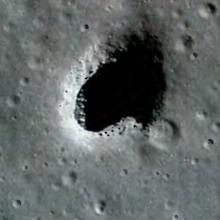 Туннель на Луне