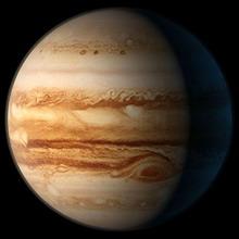 Загадочный Юпитер