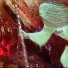 Таинственные призраки пещер