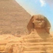 Бетон фараонов для пирамид