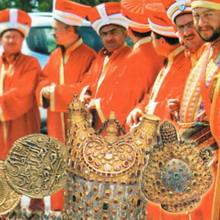 Золотой клад турецких Янычар