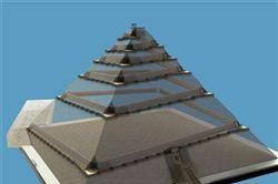 Вариант техники строительства французского архитектора Жан-Пьер Удена