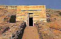 Ещё один таинственный коридор в пирамиде Хеопса