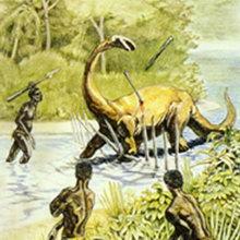 09. Динозавры живут на Ликвальских болотах