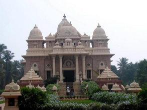 Город храмов Махабалипурам