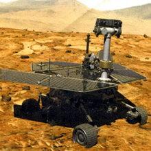 Земные гости на Марсе
