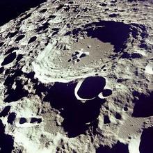 Когда Луны ещё не было