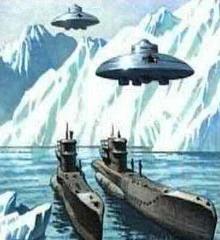 Вторжение в Антарктиду